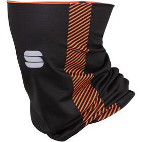 Sportful Thermal Nackenwärmer black/orange sdr